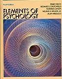 Elements of Psychology, Krech, David and Crutchfield, Richard, 039432417X