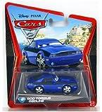 Disney/Pixar Cars 2 Movie Rod Torque Redline #16 1:55 Scale