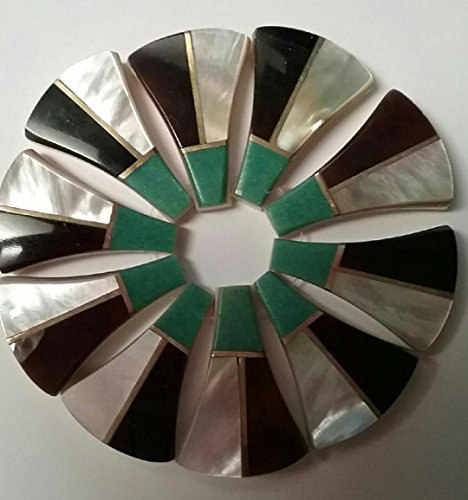 Mother Of Pearl Inlay Taper - 7