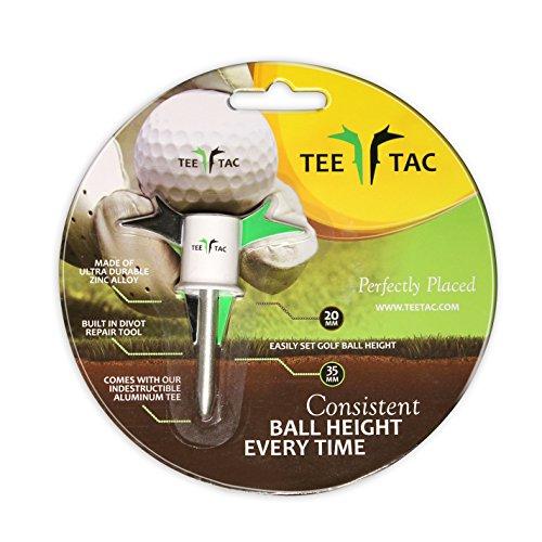 (Teetac Golf Multi Accessories & Tee Tool)