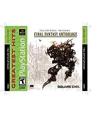 Final Fantasy Anthology - PlayStation