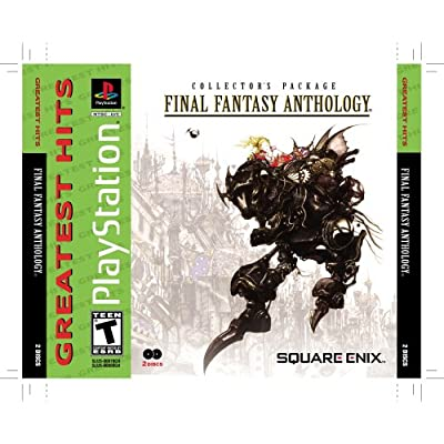 final-fantasy-anthology-playstation