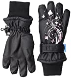 SimpliKids Girl's Waterproof Thinsulate Lined Winter Ski...