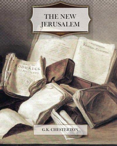 The New Jerusalem pdf