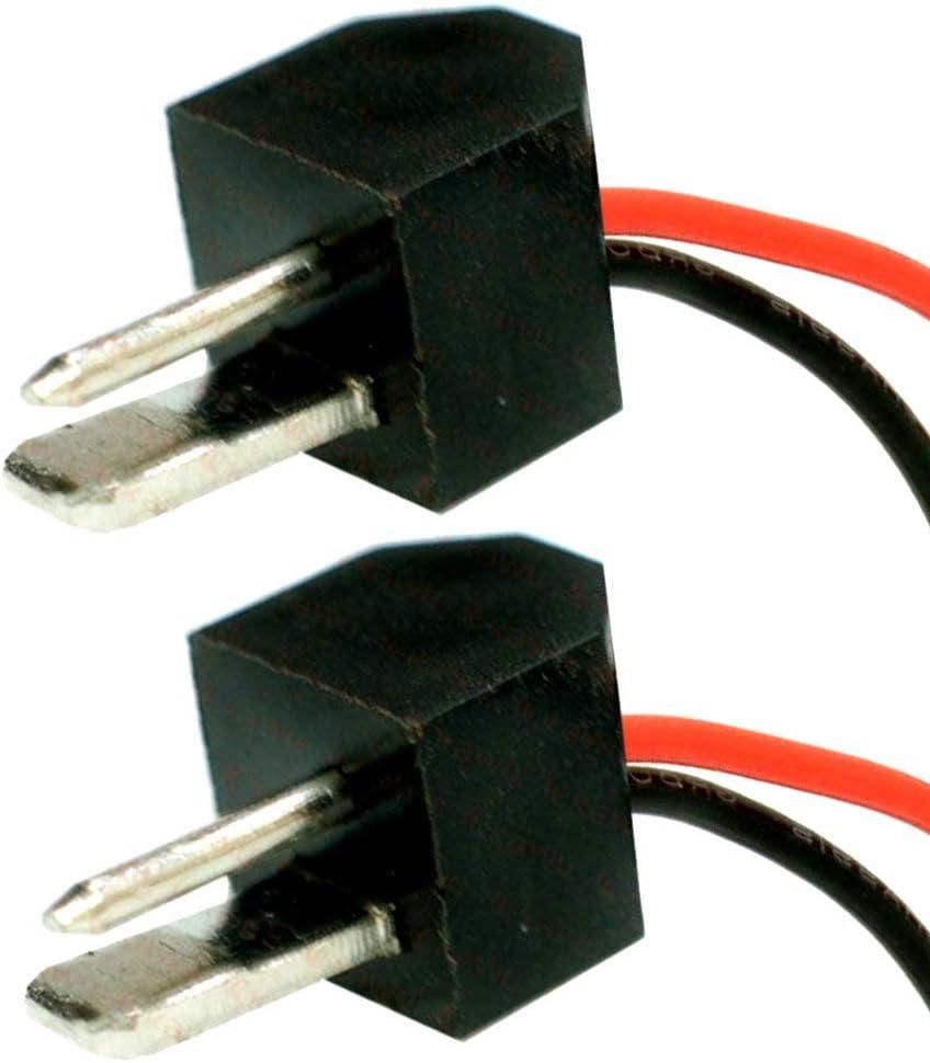 Autoscheich Din Lautsprecher Adapter Stecker Kabel Set Für Oldtimer Youngtimer Autoradio Radio Auto