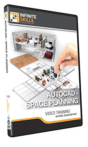 AutoCAD - Space Planning - Training DVD by Infiniteskills