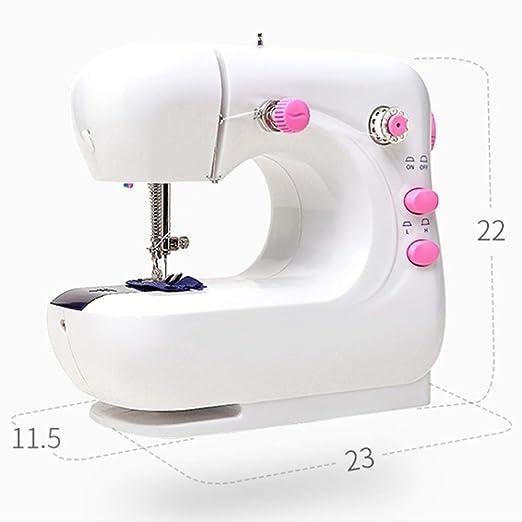 Yuaer Pequeña máquina de coser de mano Herramienta de máquina de ...