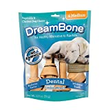 Dreambone Dbd-00266 96 Count Dental Dog Chew, Medium For Sale