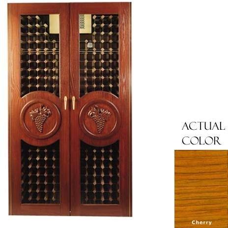 Concord Oak Wine Cooler Cabinet - 1