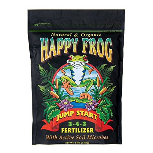 4-lbs-happy-frog-jump-start-3-4-3-natural-organic-fertilizer-garden-plant-food-microbe-fruit-vegetab