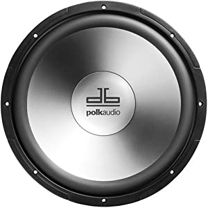 Polk Audio db1240DVC 12-Inch Dual Voice Coil Subwoofer (Single, Black)