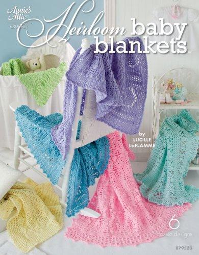 - Heirloom Baby Blankets (Annie's Attic: Crochet)