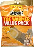 Heatmax HotHands Adhesive Toe Warmer Value Pack Athletics, Exercise, Workout, Sport, Fitness
