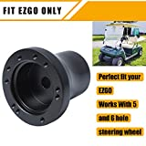 MOSNAI EZGO Steering Wheel Adapter Golf Cart