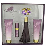 Selena Gomez by Selena Gomez Gift Set -- 3.4 oz Eau De Parfum Spray + 1/2 oz Lip Gloss + 4 oz Body Lotion + 4 oz Shower Gel for Women