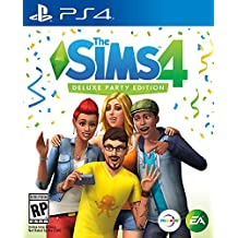 Electronic Arts Sims 4 Deluxe Party Edition Playstation 4