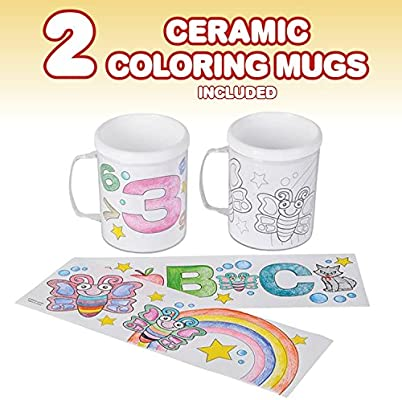 Design Your Own Coloring Set By Artcreativity Complete Kids Arts
