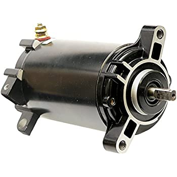 DB Electrical SAB0003 New Starter For Omc