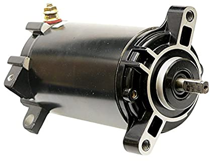 DB Electrical SAB0019 New Starter For Evinrude Johnson Omc 115 150 175 200  225, E150 E175 E200 E225 Eagle, 115Pl 150Cx 150Pl 150Sl 175Cx 175Gl, V4 &