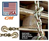 cm Grade 70 5/16'' Transport Chain (15')