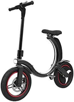 Mini Bicicleta Eléctrica, Scooter De Bicicleta Eléctrica con ...