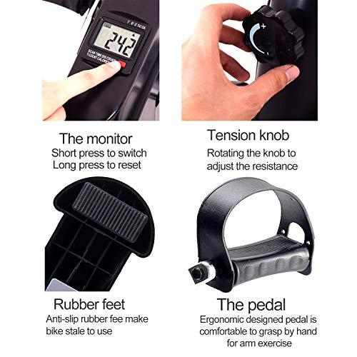 Todo Pedal Exerciser Medical Peddler For Leg Arm And Knee