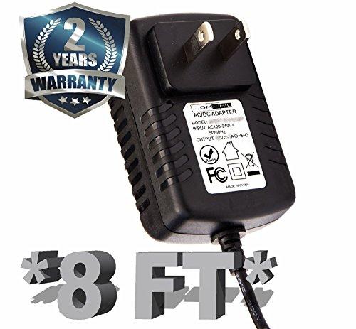 OMNIHIL Ac Power Adapter for Linksys E1200 E1500 E2000