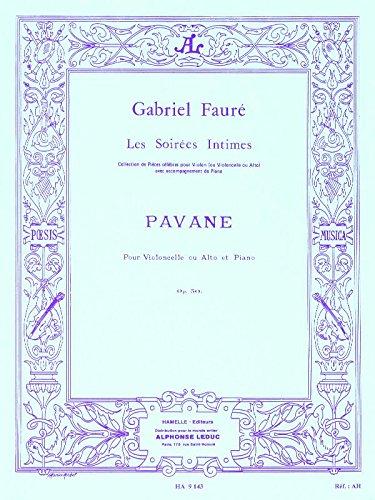 Faure Pavane Sheet Music (Fauré: Pavane, Op. 50)