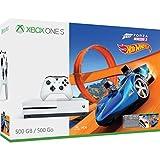 Xbox One S 500GB Console - Forza Horizon 3 Hot Wheels Bundle image