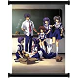 "Clannad Anime Fabric Wall Scroll Poster (31""x44"") Inches"