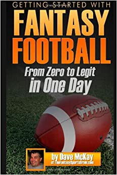 Book Getting Started with Fantasy Football: From Zero to Legit in One Day