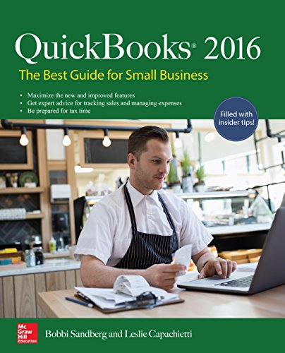 Office Accounting Quickbooks (QuickBooks 2016: The Best Guide for Small Business)