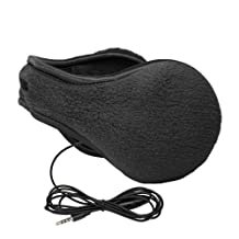 180s Womens Eargrips Discovery Fleece Ear Warmers with Headphones
