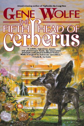 Book cover from The Fifth Head of Cerberus: Three Novellas by Gene Wolfe