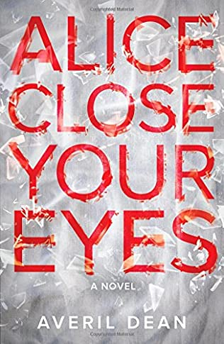 book cover of Alice Close Your Eyes