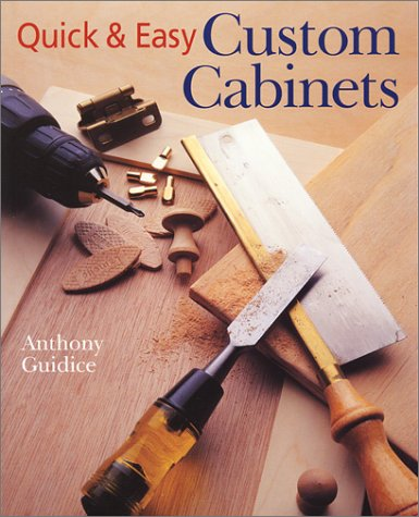 Quick & Easy Custom Cabinets (Engineering Sparkcharts)