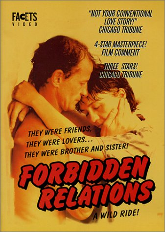 Forbidden Relations - Sex Taboo Dvd