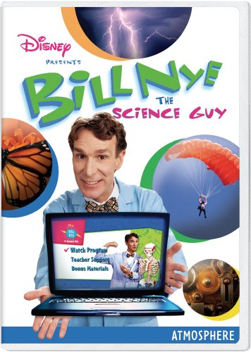 Amazon.com: Bill Nye the Science Guy: Atmosphere Classroom Edition ...