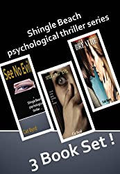 See No Evil, Speak No Evil, & Breathe: Shingle Beach Psychological Thriller series- 3 book set (English Edition)