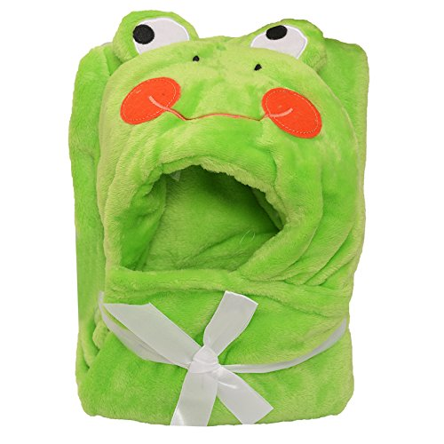 Buddyboo 145008 Baby Blankets – Elephant (Green)