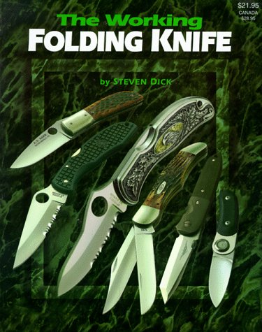 The Working Folding Knife by Brand: Stoeger Publishing Company