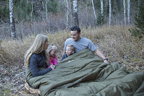 Warm Family Camping