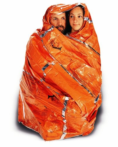 Adventure Medical Kits Heatsheets Survival Blanket For Two Person, (Pack of -