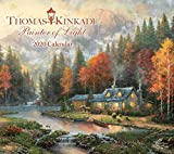 Thomas Kinkade Painter of Light 2020 Deluxe Wall Calendar