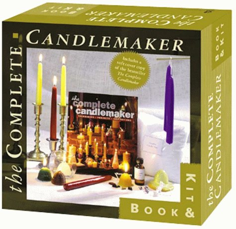 The Complete Candlemaker Book & Kit by Sterling