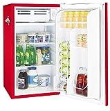 Frigidaire Retro Bar Fridge Refrigerator with Side