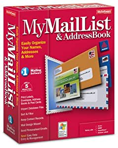 My Mail List and Address Book