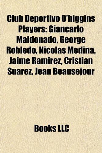 Club Deportivo OHiggins players: Giancarlo Maldonado ...