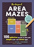 img - for The Original Area Mazes: 100 Addictive Puzzles to Solve with Simple Math and Clever Logic! book / textbook / text book