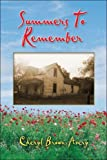 Summers to Remember, Cheryl Brown-Avery, 1413760465